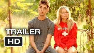 The Lifeguard Official Trailer (2013) - Kristen Bell Movie HD