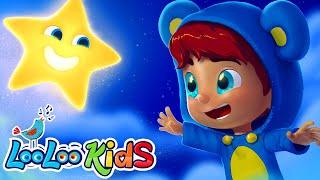 Twinkle, Twinkle, Little Star  Songs for Children  LooLoo Kids