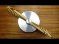 Полосатый винтик для одного проекта -  homemade propeller