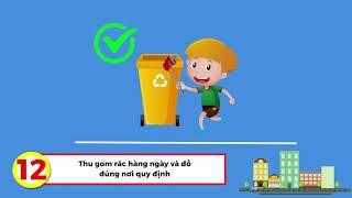 HD PHÒNG CHỐNG COVID- 19 TẠI CHUNG CƯ DÀNH CHO NGƯỜI DÂN