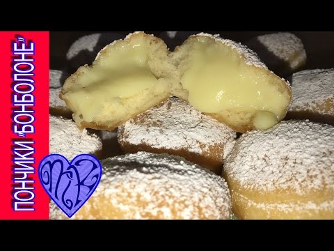 Как испечь пончики в домашних условиях 917