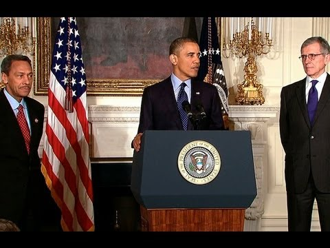 President Obama Makes a Personnel Announcement  5/1/13   (white house)