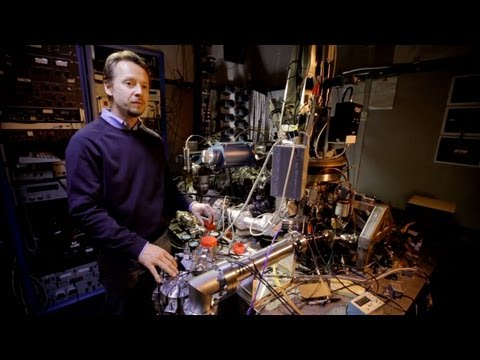 Moving Atoms: Making The World's Smallest Movie