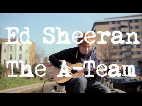 Ed Sheeran - The A Team[Acoustic]