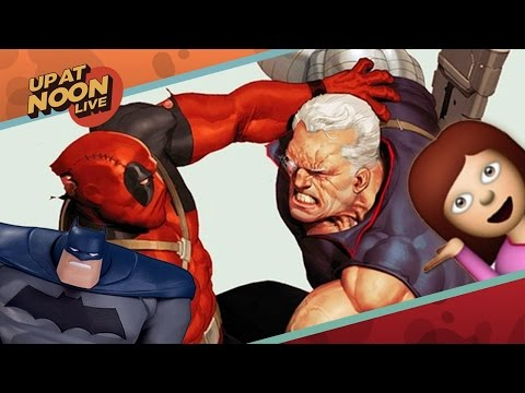 Deadpool 2's Cable, New Batman Toys & Another NSFW Card Game - Up At Noon Live - UCKy1dAqELo0zrOtPkf0eTMw