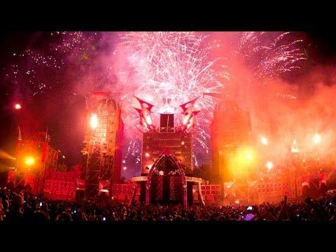 Defqon.1 Festival Australia 2011 - Endshow   Fireworks ft. The Prophet