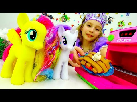игры для девочек знакомства пони