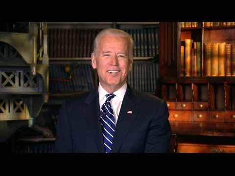Joe Biden, on Jobs: Educational Skills Need to Match 'The Needs of the New Economy'  1/29/14