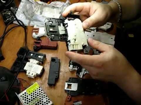 Устройство блокировки люка (УБЛ) стиральной машины - UCKdABpujP7PC0K7eQzBDINg