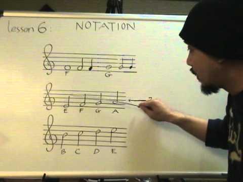 Nhạc lý căn bản - Bài 6