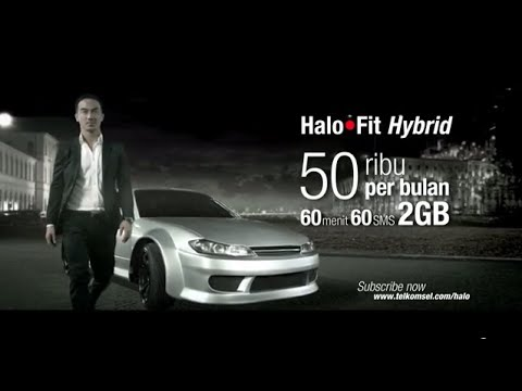 Halo Fit Hybrid - kartuHalo Komersial