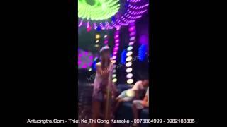 Thiết kế thi công karaoke Suka - Long Xuyên