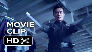 Terminator Genisys Movie CLIP - T-1000 Attack (2015) - Emilia Clarke Sci-Fi Action Movie HD