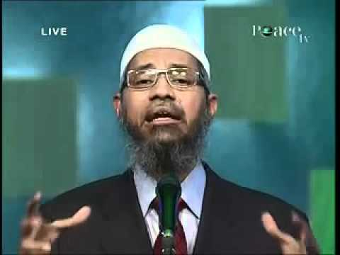 Dr Zakir Naik and Oxford Union Debate Address 2 of 7 -xD-D0q7milA