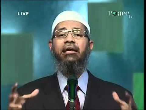 Dr Zakir Naik and Oxford Union Debate Address 2 of 7 -xD-D0q7milA