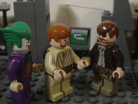 LEGO MOTEL 1: Lego Batman, Star Wars, and Indiana Jones
