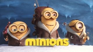 First Trailer Released For New MINIONS Movie – AMC Movie News