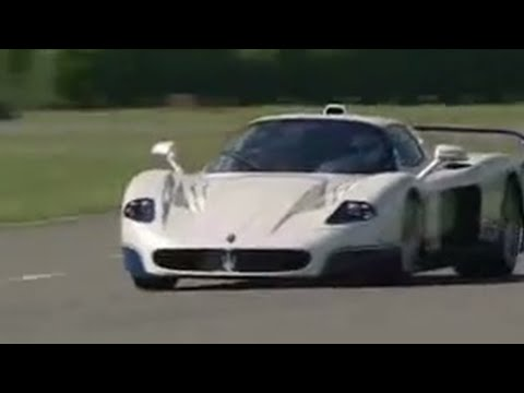 Top Gear - The Stig - Maserati - BBC