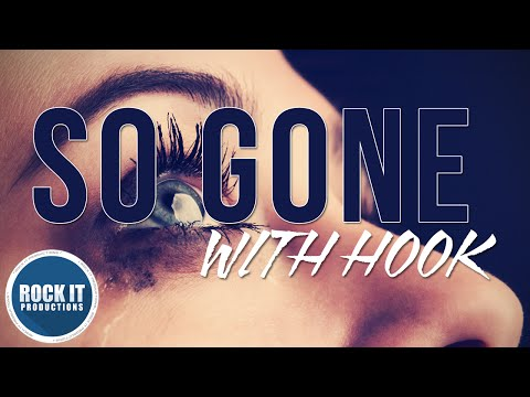 Sad, Dark Rap Beat w/ HOOK ft Anna *SO GONE* (ROCKITPRO.COM)