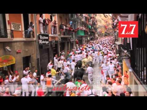 Encierro 7 de Julio 2012 - Dolores Aguirre