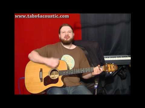 Cours de guitare : Comment embellir vos rythmiques - Partie 2