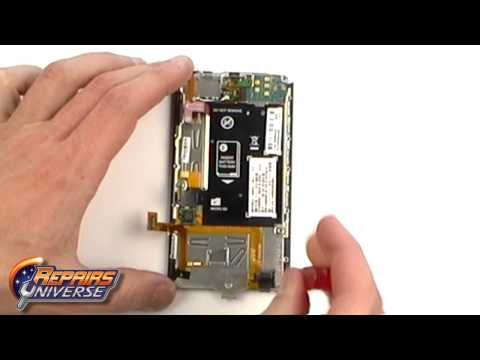 Motorola Droid X Touch Screen Repair Take Apart Guide