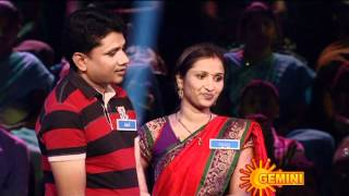 Jagapathi Babu's Ko Ante Koti – 1 Crore Game Show on 19-04-2012 (Apr-19) Gemini TV