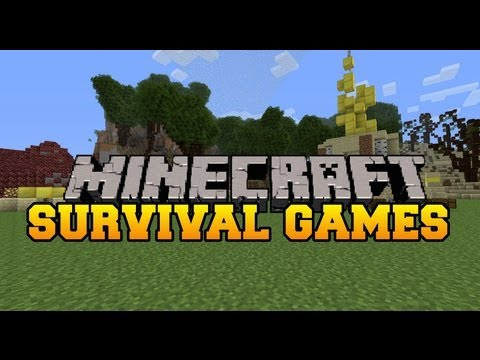 Minecraft: Survival Games - Trapped!