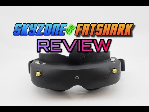 Finding the BEST FPV GOGGLE. Not only Fatshark? Skyzone02 FPV goggle Review - UC3ioIOr3tH6Yz8qzr418R-g