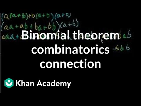 Binomial Theorem (part 3)