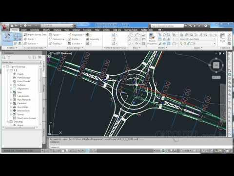 Conhecendo Corredores - Curso de AutoCAD Civil 3D Modelagem de Corredores - Aula 1.1 | CADguru