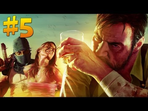 Max Payne 3 - Gameplay Walkthrough - Part 5 - Chapter 4 (X360/PS3/PC) [HD]
