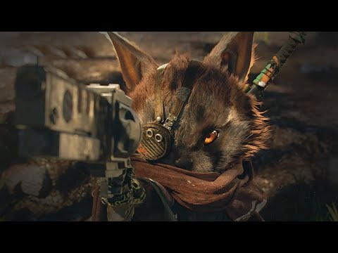 Biomutant Gameplay Demo - IGN Live: Gamescom 2017 - UCKy1dAqELo0zrOtPkf0eTMw