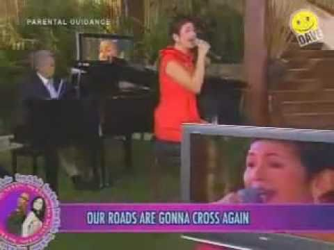 Regine Velasquez Guesting on Boy & Kris (Part2)