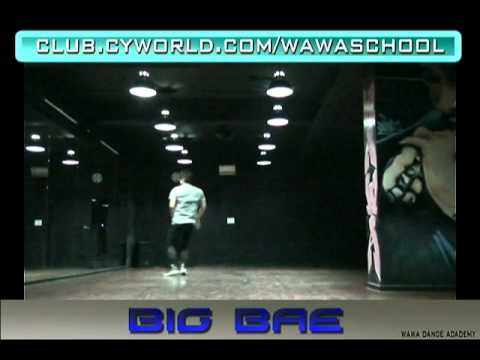 WAWA DANCE ACADEMY BIGBANG SPECIAL BLUE & LOVE DUST DANCE STEP