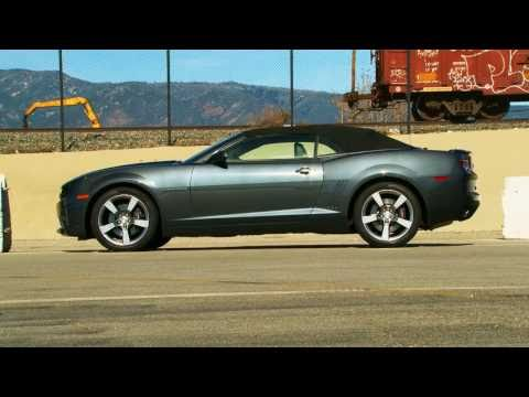 First Test: 2011 Chevrolet Camaro Convertible