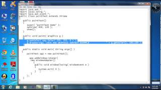 Graphics In Java|Java Tutorials|Implementation Of Graphics|Java Graphics Tutorials