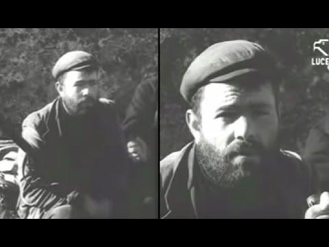 Intervista al bandito Giuseppe Muscau di Orgosolo / 15 Dicembre 1962 [Istituto LUCE]