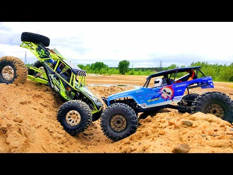 RC Cars 4x4 Sands Storm Racing and MUD Action WLtoys 10428 — RC Extreme Pictures - UCOZmnFyVdO8MbvUpjcOudCg