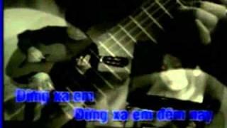 Đừng xa em đêm nay - karaoke