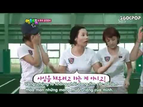 Game show heroes tập 2 với IU,Ji Yeon và GaHee part 4