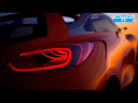 Renault Captur concept car 2011