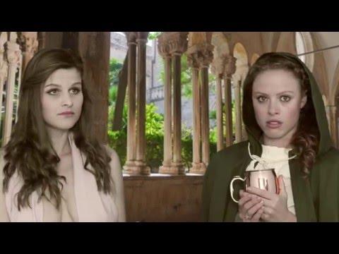 Frenemies - Margaery and Sansa