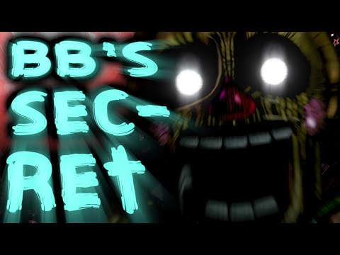 The Secret Of Balloon Boy || Five Nights At Freddy's 3