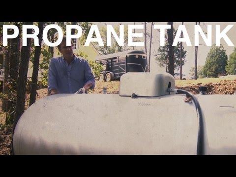 Propane Tank | Day 133 | The Garden Home Challenge With P. Allen Smith - UCDgr7nAbzYCkWxTsSJFcoGg