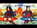 Edo Madara Uchiha vs. Hashirama Senju | Naruto Shippuden: Ultimate Ninja Storm 3