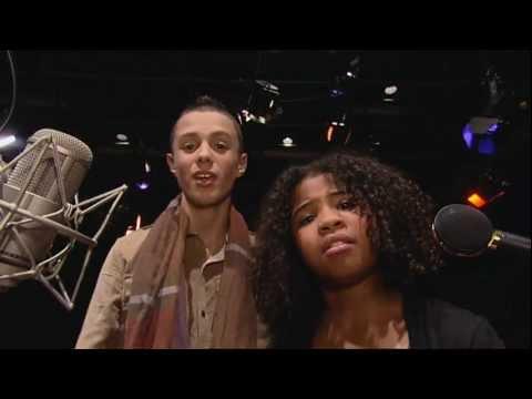 Monsif en Aliyah in de Rap van het Jaar
