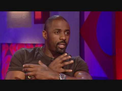 (HQ) Idris Elba on Jonathan Ross 2010.04.16 (Part 1)