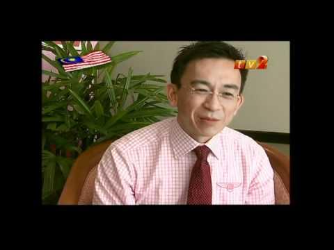 TV2华语新闻采访,马来西亚激励讲师: 陈在德老师