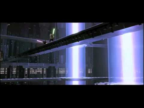 Obi Wan Qui Gon Gin Vs Darth Maul Backwards